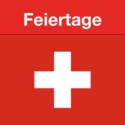 Feiertage Schweiz