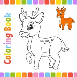 Master Color Book Animals 2020