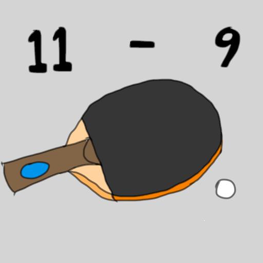Pro Table Tennis Scoreboard