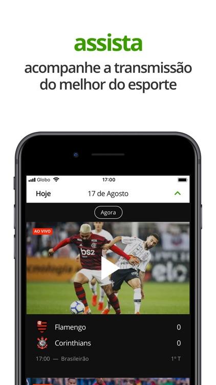 globoesporte - vídeos e jogos screenshot-3