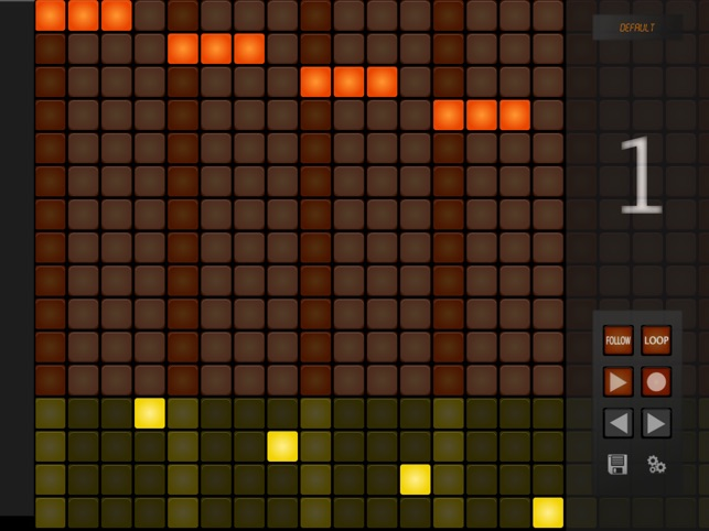 EGDR909 - 909 Drum Machine Screenshot