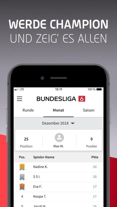 Screenshot for Bundesliga6 von Tipico in Germany App Store