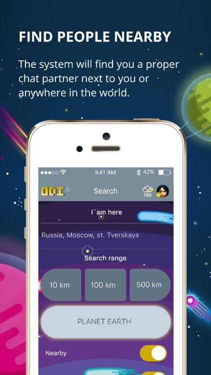 ODI.chat: Anonymous chat screenshot-3