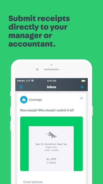 Expensify: Receipts & Expenses screenshot-3