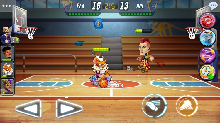 Basketball Champions screenshot-3