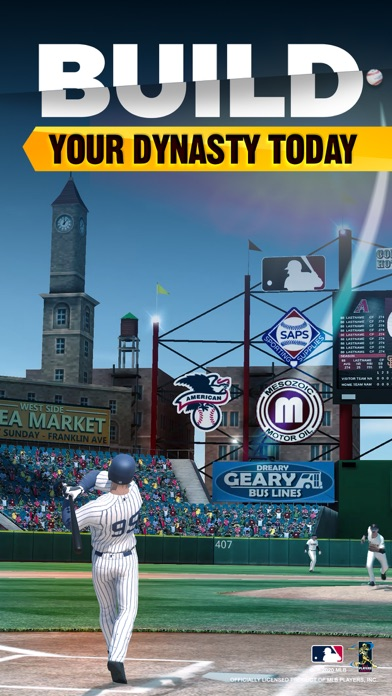 MLB Tap Sports Baseball 2020 screenshot 1