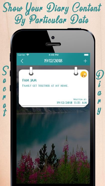 My Password Secret Diary screenshot-4