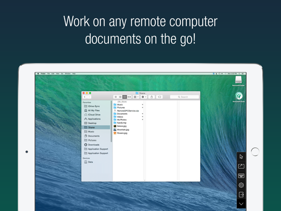 RemotePC Remote Desktop screenshot