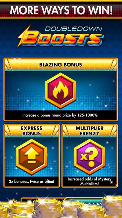 Slots DoubleDown Fort Knox screenshot-7