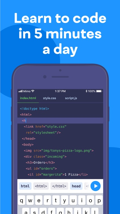 Mimo: Learn Coding/Programming