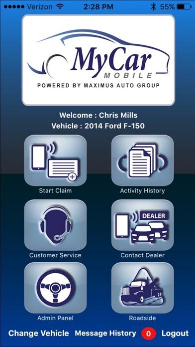MyCar MobileScreenshot of 2