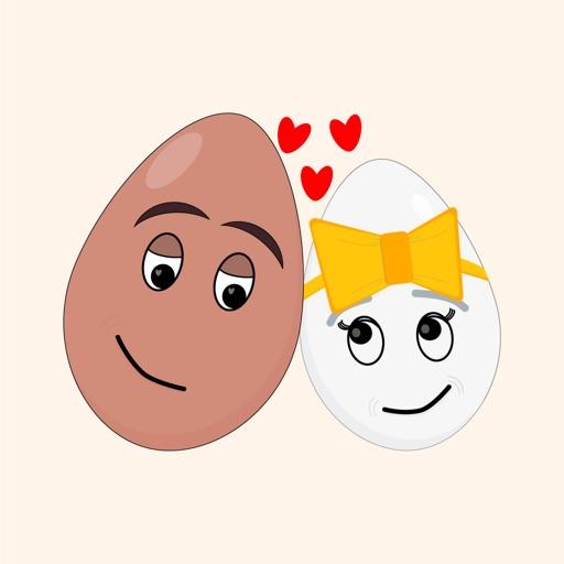 Mr. & Mrs. Egg icon