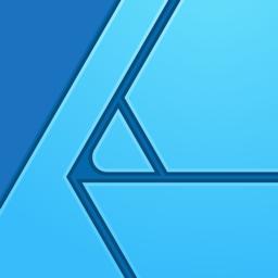 Ícone do app Affinity Designer