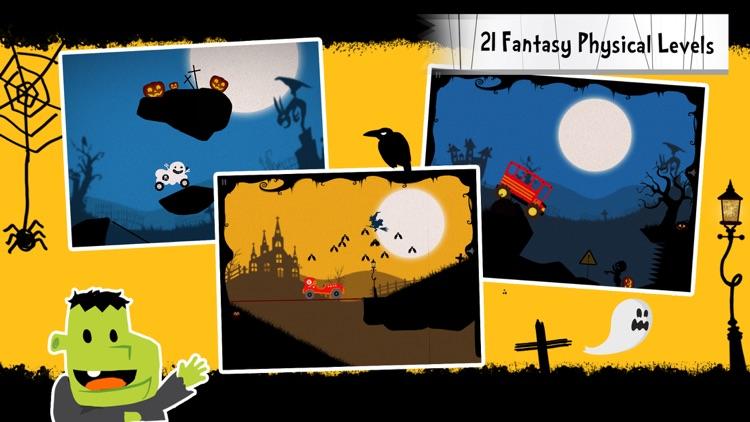 Labo Halloween Car(4+) screenshot-3