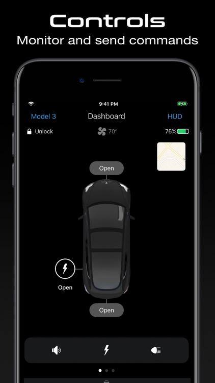 AutoMate for Tesla screenshot-0