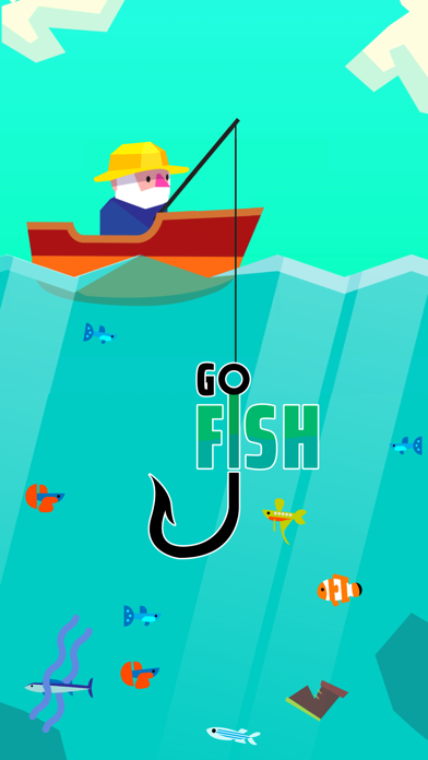 Go Fish!のおすすめ画像5