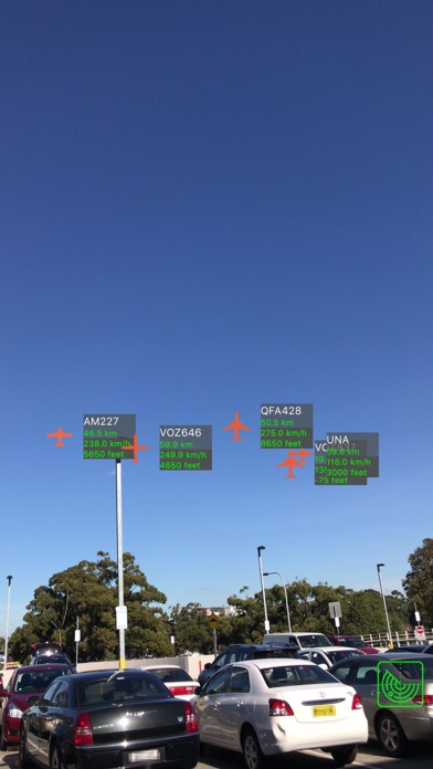 ADSB Radar screenshot1