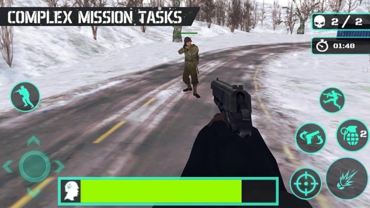 Terrorism Strike Shoot Mission