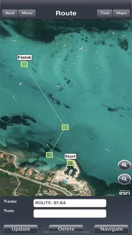 Marine Navigation Lite screenshot-7