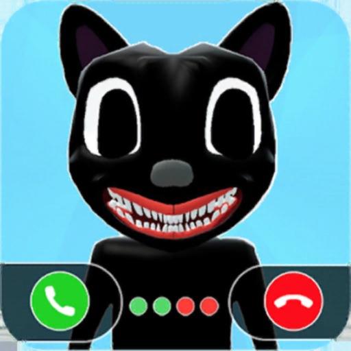 cartoon cat Horror siren prank