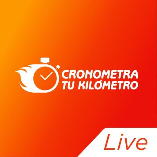 Live Cronometra tu km