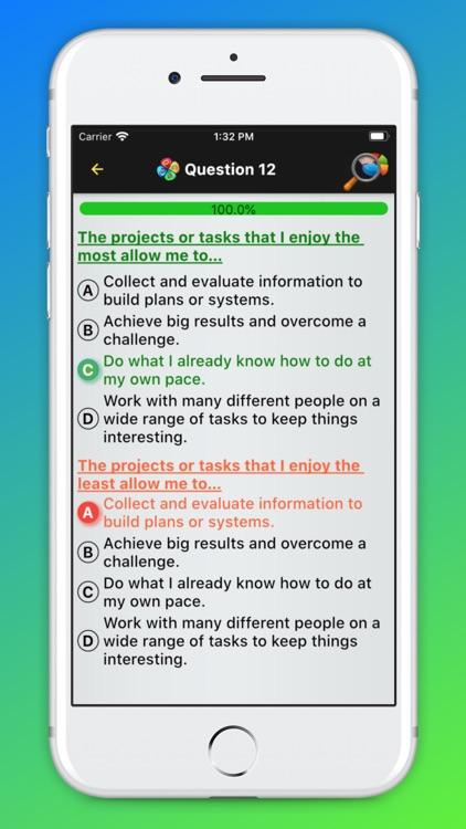 DISC Test - Personality Test screenshot-7
