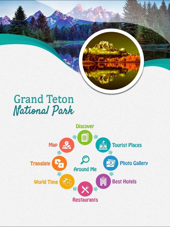 Grand Teton National Park screenshot 7