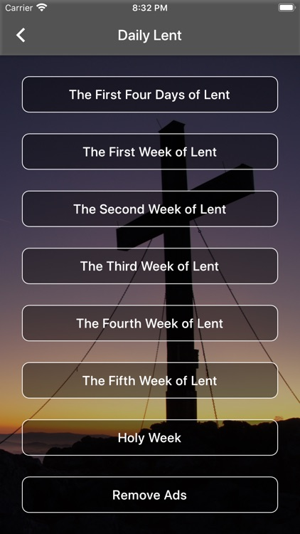 Prayers for Lent and Advent screenshot-3