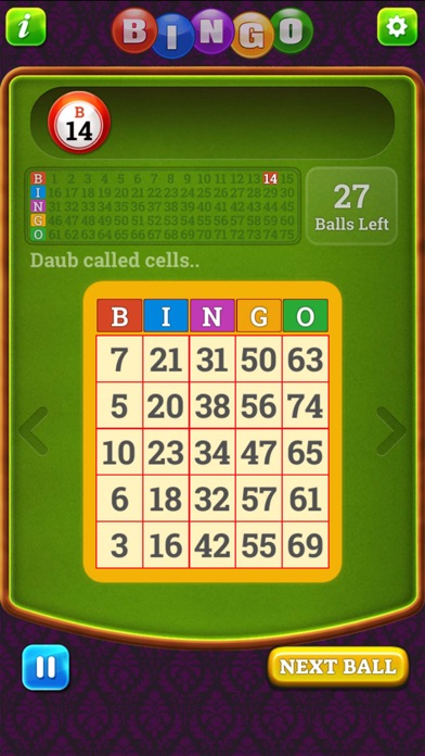 Bingo Classic Multi screenshot three