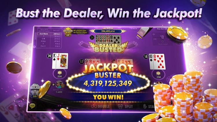 Blackjack 21 - HOB screenshot-0