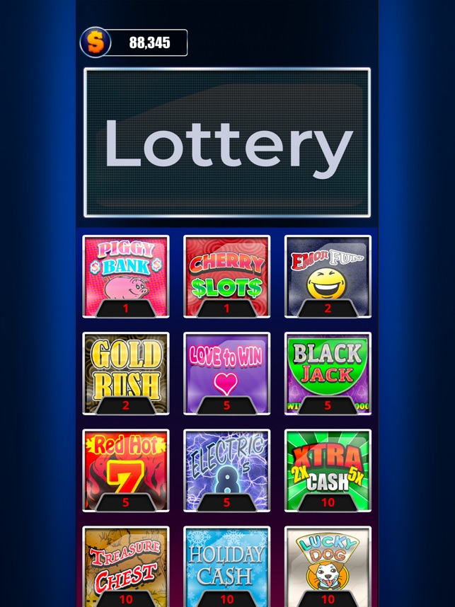 Lottery Scratchers on the App Store