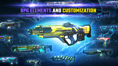 Screenshot from Shadowgun Legends: Online FPS