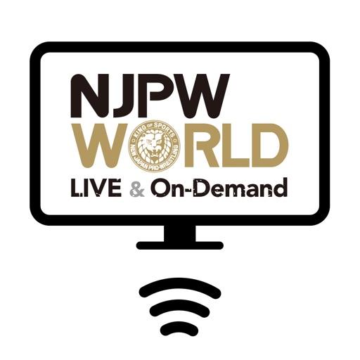 NJPWWORLD for Chromecast
