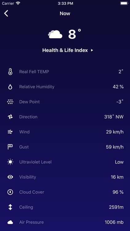 Weather - Accurate Weather App screenshot-7