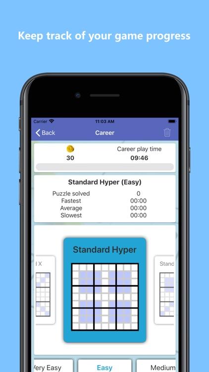 Sudoku - Logic puzzle game screenshot-6