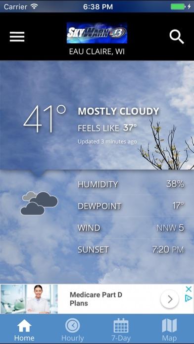 Skywarn 13 Weather App Price Drops
