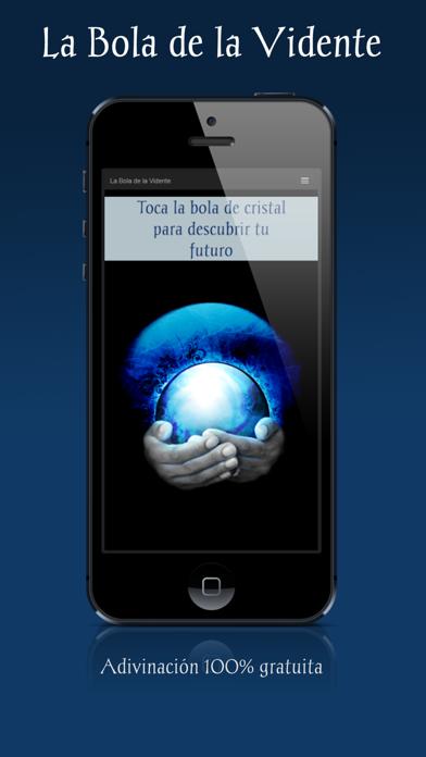 La Bola de la VidenteCaptura de pantalla de1