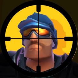 Sniper Rush 3D -Stealth Bullet
