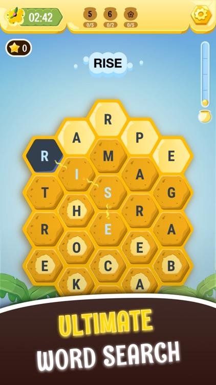 Word Bee Blitz screenshot-4