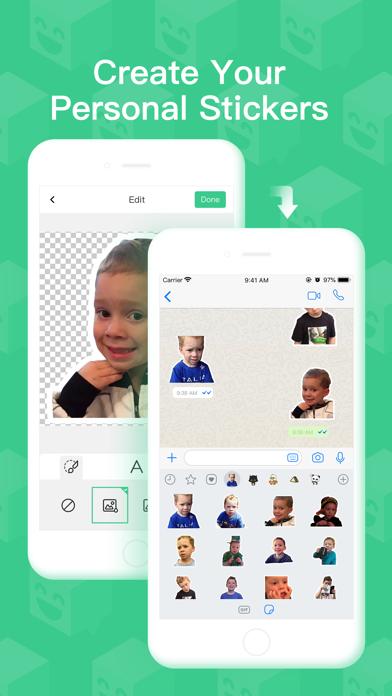 Baixar Sticker Maker Criar Figurinhas para Android