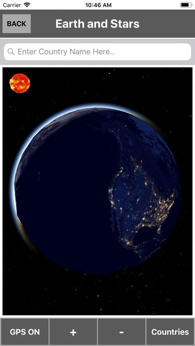 Screenshot for 3D Earth Globe in Taiwan App Store