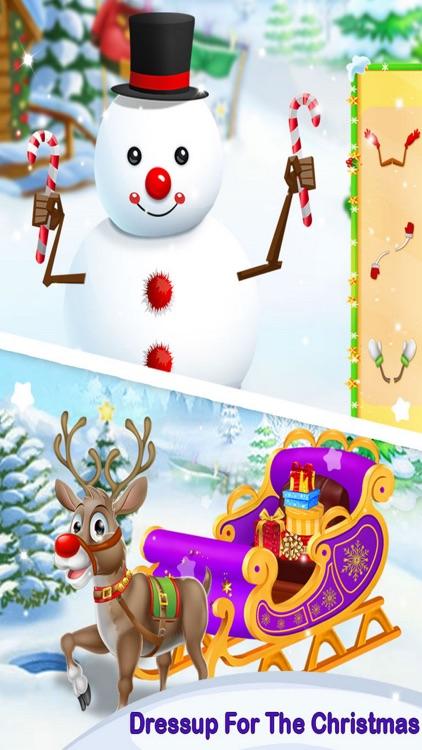 Christmas Decoration Salon screenshot-3