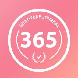 365 Gratitude Journal