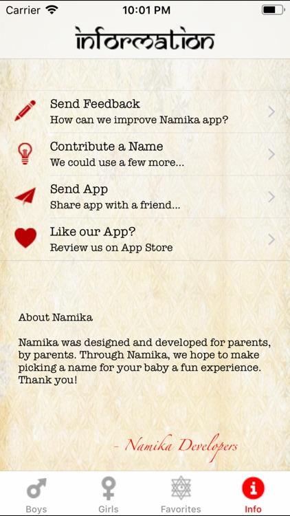 Namika screenshot-4