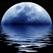 달 시계 달의 위상 캘린더