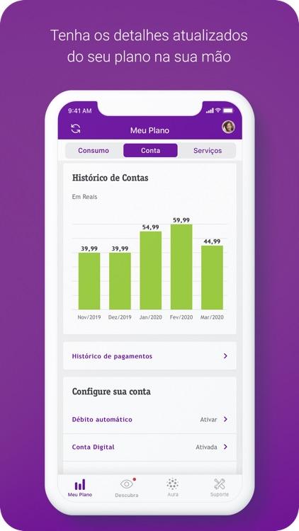 Meu Vivo Móvel screenshot-4