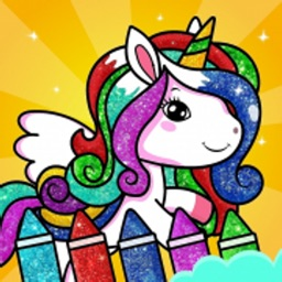 My Unicorn Pony Coloring Games