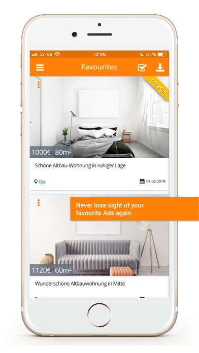 WG-Gesucht.de - Find your home for Windows