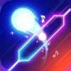 ドットとビート (Dot n Beat)-テストハンドスピー - iPadアプリ