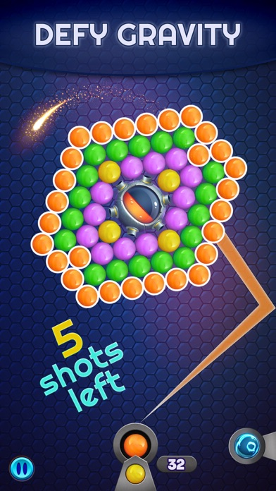 Bubble Pop Spinner screenshot 2